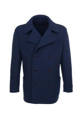 Plášť Blažek Jeans , barva modrá