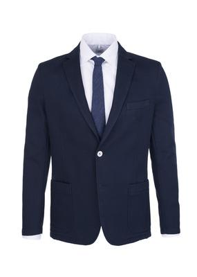 Pánské sako Blažek Jeans , barva modrá