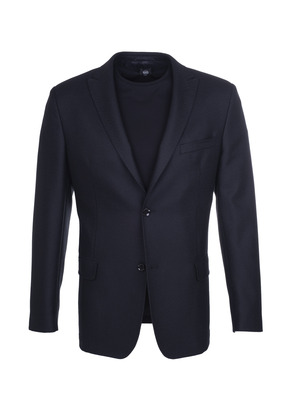 Pánské sako informal , barva černá