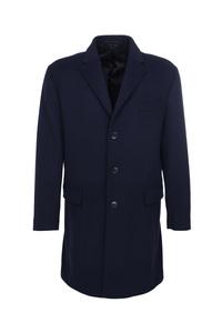 Plášť formal , barva modrá
