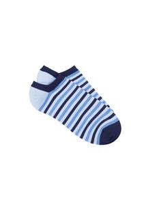 Ponožky  , barva modrá