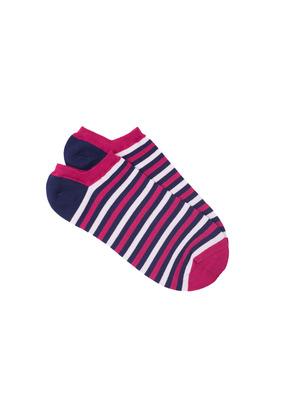 Ponožky  , barva vínová