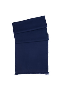 Šála Blažek Jeans , barva modrá