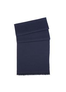 Šála informal , barva černá, modrá