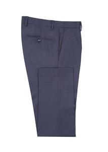 Pánské oblekové kalhoty formal , barva šedá