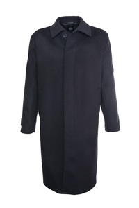 Plášť formal , barva černá