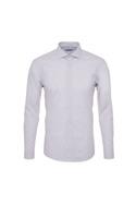 Pánská košile casual , barva béžová