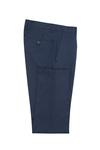 Pánské kalhoty  informal , barva modrá