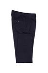 Pánské kalhoty  informal , barva černá