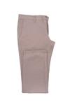Pánské kalhoty  casual , barva béžová