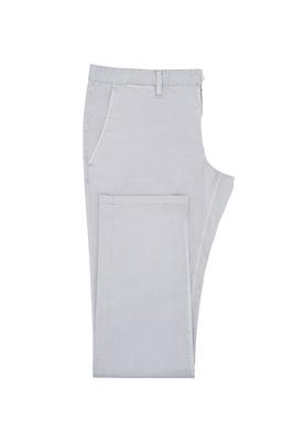 Pánské kalhoty  casual , barva šedá