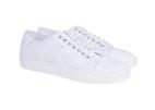 Pánská módní obuv casual , barva bílá