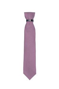 Kravata formal , barva růžová