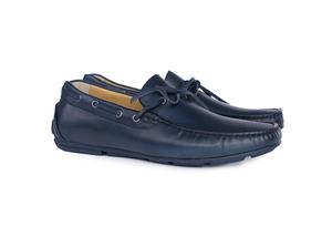 Pánská módní obuv casual , barva modrá