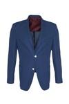 Pánské sako informal , barva modrá