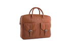 Pánská taška casual , barva hnědá