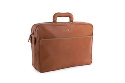 Pánská taška informal , barva hnědá