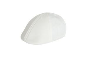 Pánská čepice informal , barva bílá