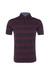 Pánské polo triko informal , barva vínová