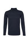 Pánské polo triko informal , barva černá