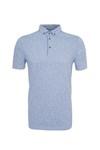 Pánské polo triko  , barva modrá