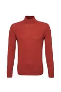 Pánský svetr informal , barva oranžová