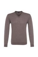 Pánský svetr formal , barva hnědá