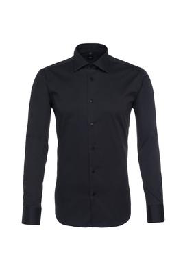 Pánská košile Ceremony , barva černá