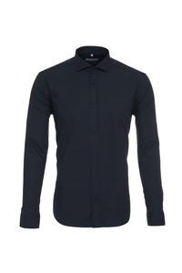 Pánská košile informal , barva černá