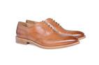 Pánská módní obuv informal , barva hnědá