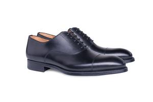 Pánská módní obuv formal , barva černá