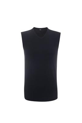 2pack-triko informal , barva černá