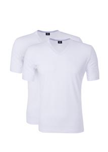 2pack-triko informal , barva bílá