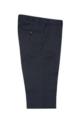 Pánské kalhoty formal , barva šedá