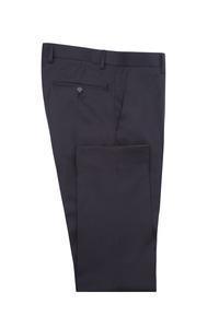 Pánské oblekové kalhoty Ceremony , barva hnědá