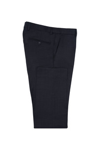 Pánské oblekové kalhoty formal , barva tmavě šedá