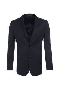 Pánské sako formal , barva černá