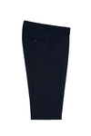 Pánské oblekové kalhoty formal , barva tmavě modrá