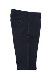 Pánské oblekové kalhoty Ceremony , barva černá