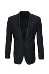 Pánské oblekové sako Ceremony , barva černá
