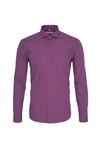 Pánská košile  , barva fialová