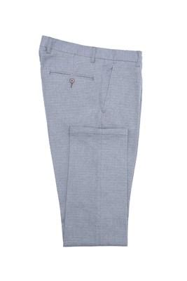 Pánské kalhoty informal , barva šedá