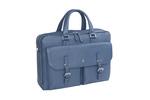 Pánská taška  , barva modrá