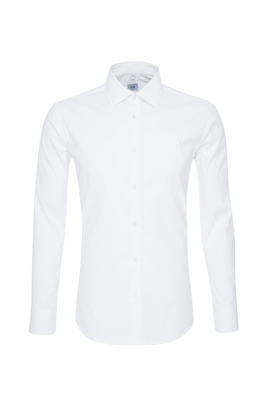 Pánská košile informal , barva bílá