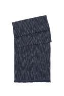 Pánská šála informal , barva černá