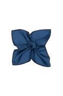Kapesníček informal , barva modrá