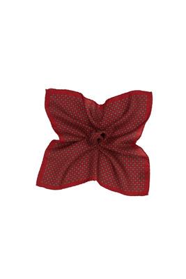 Kapesníček formal , barva červená