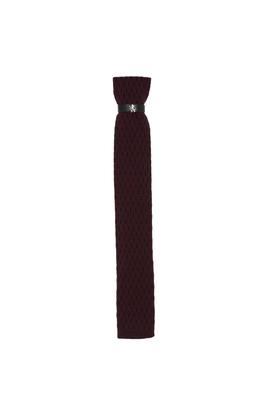Kravata informal , barva vínová