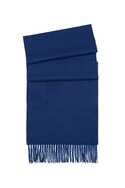 Pánská šála informal , barva modrá