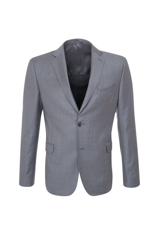 Pánské oblekové sako formal , barva šedá